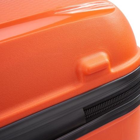 چمدان-دلسی-مدل-belmont-plus-نارنجی-386180425-نمای-بدنه