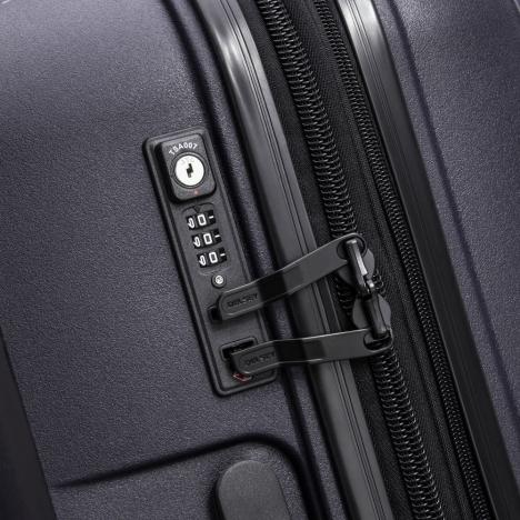 چمدان-دلسی-مدل-belmont-plus-نوک-مدادی-386183001-نمای-زیپ