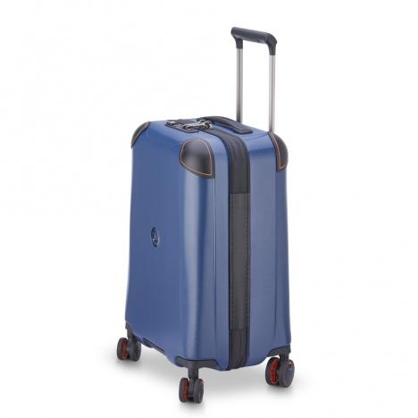 چمدان-دلسی-مدل-cactus-آبی-218080102-نمای-سه-رخ-از-راست
