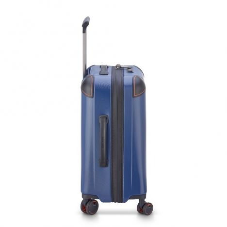 چمدان-دلسی-مدل-cactus-آبی-218080102-نمای-کناری