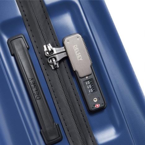 چمدان-دلسی-مدل-cactus-آبی-218080102-نمای-زیپ