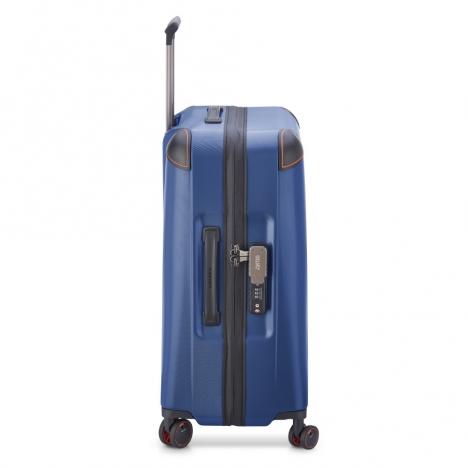 چمدان-دلسی-مدل-cactus-آبی-218082002-نمای-کناری