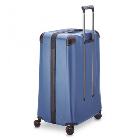 چمدان-دلسی-مدل-cactus-آبی-218082102-نمای-سه-رخ-از-پشت