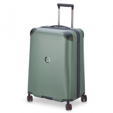چمدان-دلسی-مدل-cactus-زیتونی-218082003-نمای-سه-رخ-از-راست