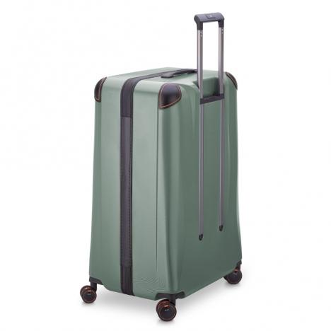 چمدان-دلسی-مدل-cactus-زیتونی-218082103-نمای-سه-رخ-پشت-از-راست