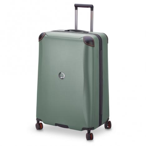 چمدان-دلسی-مدل-cactus-زیتونی-218082103-نمای-سه-رخ-از-راست