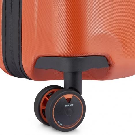 چمدان-دلسی-مدل-cactus-نارنجی-218080125-نمای-چرخ