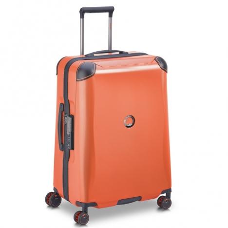 چمدان-دلسی-مدل-cactus-نارنجی-218082025-نمای-سه-رخ
