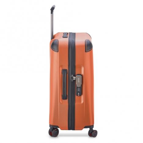 چمدان-دلسی-مدل-cactus-نارنجی-218082025-نمای-کناری