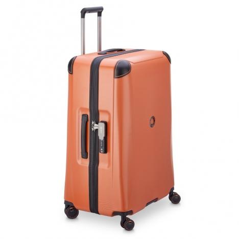 چمدان-دلسی-مدل-cactus-نارنجی-218082125-نمای-سه-رخ