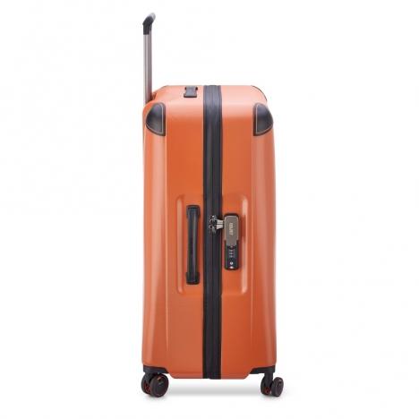 چمدان-دلسی-مدل-cactus-نارنجی-218082125-نمای-کناری