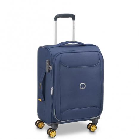چمدان-دلسی-مدل-chartreuse-آبی-367380102-نمای-سه-رخ