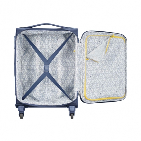 چمدان-دلسی-مدل-chartreuse-آبی-367380102-نمای-داخل