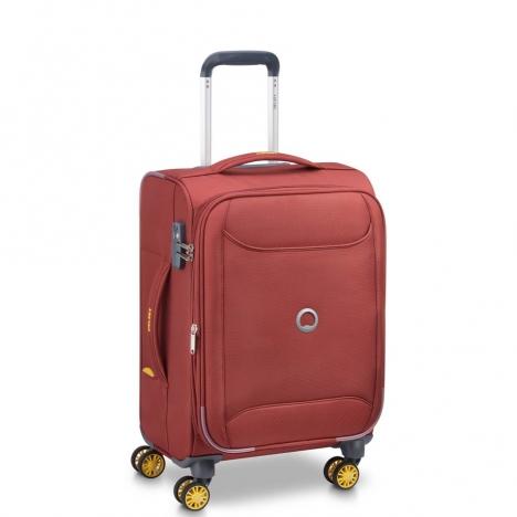 چمدان-دلسی-مدل-chartreuse-قرمز-367380104-نمای-سه-رخ