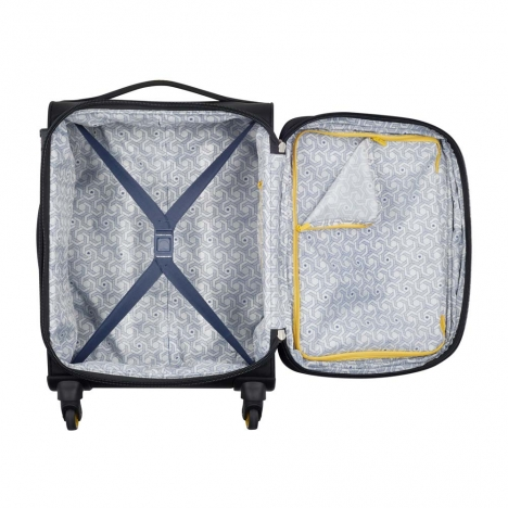 چمدان-دلسی-مدل-chartreuse-مشکی-367380100-نمای-داخل