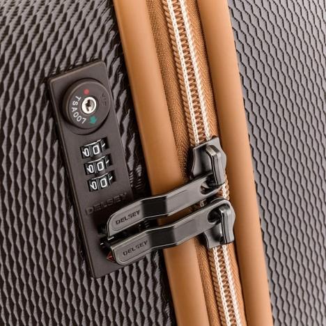 چمدان دلسی مدل +Chatelet Hard  5