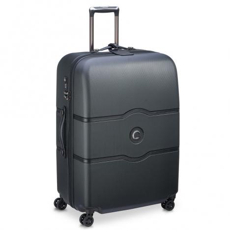 چمدان-دلسی-مدل-chatelet-air-مشکی-167282000-نمای-سه-رخ