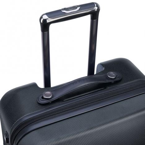 چمدان-دلسی-مدل-chatelet-air-مشکی-167282000-نمای-دسته-چمدان
