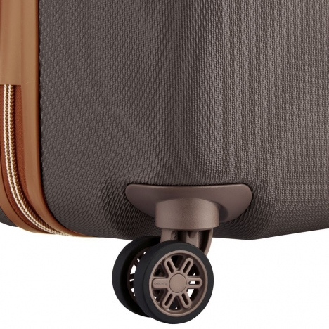 چمدان-دلسی-مدل-chatelet-air-شکلاتی-167281006-نمای-چرخ