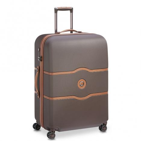 چمدان-دلسی-مدل-chatelet-air-شکلاتی-167282006-نمای-سه-رخ
