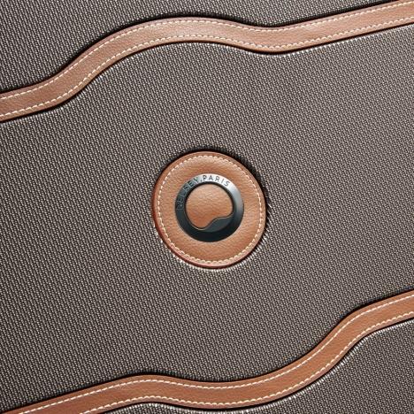 چمدان-دلسی-مدل-chatelet-air-شکلاتی-167282006-نمای-لوگو-دلسی