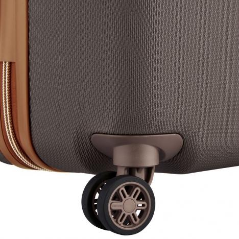 چمدان-دلسی-مدل-chatelet-air-شکلاتی-167282006-نمای-چرخ