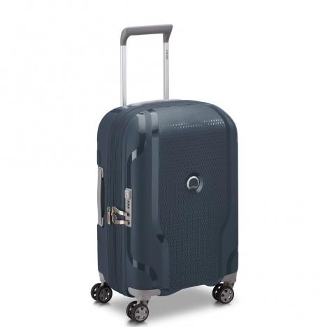 چمدان-دلسی-مدل-clavel-آبی-384580102-نمای-سه-رخ