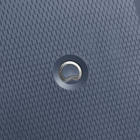 چمدان-دلسی-مدل-clavel-آبی-384580102-نمای-لوگو-دلسی