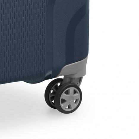 چمدان-دلسی-مدل-clavel-آبی-384580102-نمای-چرخ-ها