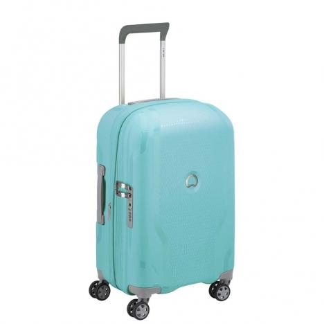 چمدان-دلسی-مدل-clavel-آبی-384580122-نمای-سه-رخ