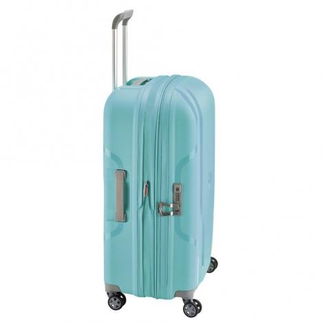 چمدان-دلسی-مدل-clavel-آبی-384582022-نمای-کنار
