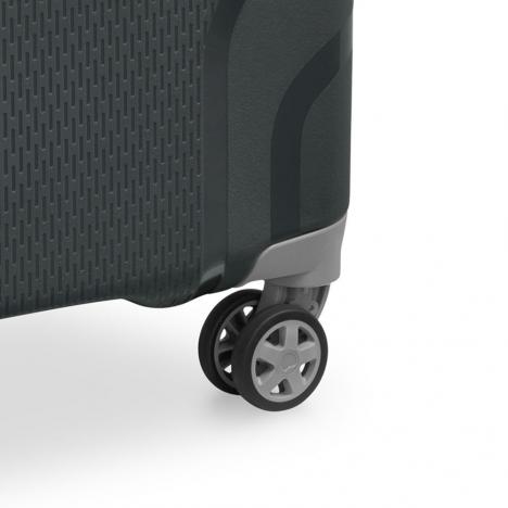 چمدان-دلسی-مدل-clavel-خاکستری-384583011-نمای-چرخ