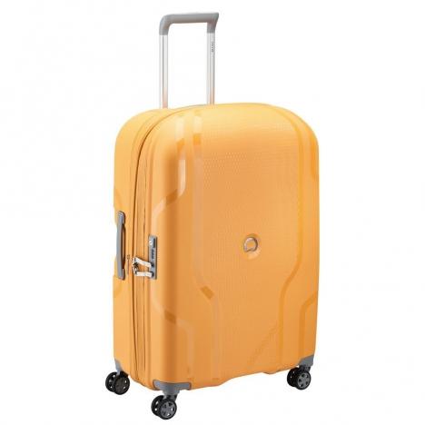 چمدان-دلسی-مدل-clavel-زرد-384582005-نمای-سه-رخ