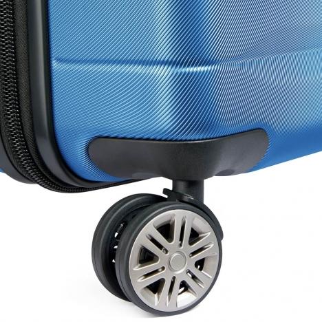 چمدان-دلسی-مدل-comete-plus-آبی-304181012-نمای-چرخ