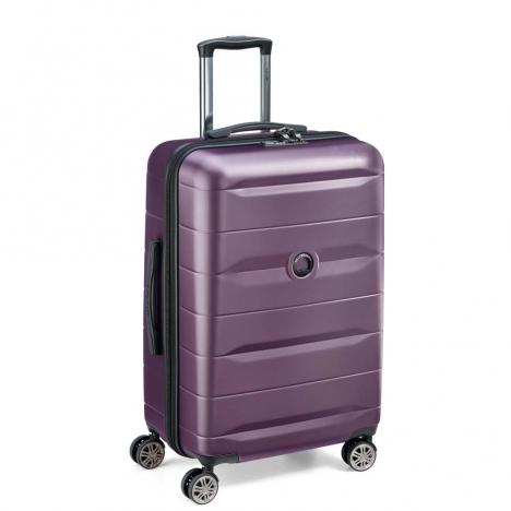 چمدان-دلسی-مدل-comete-plus-بنفش-304181008-نمای-سه-رخ