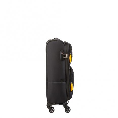 چمدان دلسی مدل 344381100 نمای چمدان از بغل