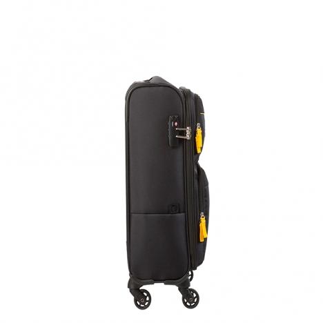 چمدان دلسی مدل 344382100 نمای چمدان از کنار
