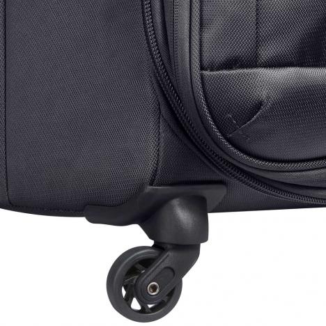 چمدان-دلسی-مدل-flight-lite-مشکی-23381000-نمای-چرخ