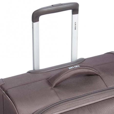 چمدان-دلسی-مدل-flight-lite-فندقی-23381026-نمای-دسته-چمدان