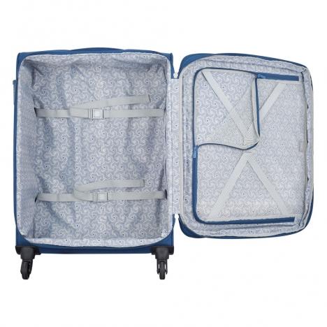چمدان دلسی مدل 353481102 نمای داخل