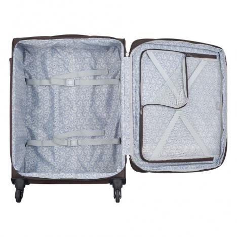 چمدان دلسی مدل 353481116 نمای داخل
