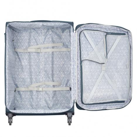 چمدان دلسی مدل 353482101 نمای داخل