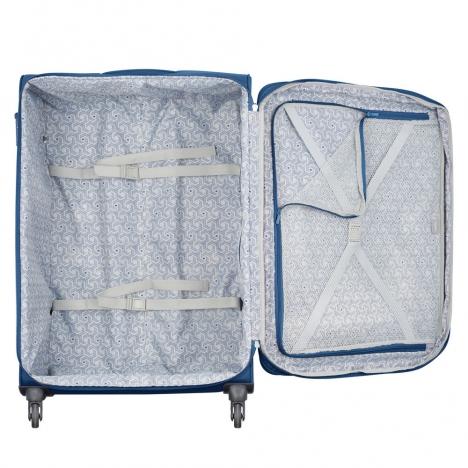 چمدان دلسی مدل 353482102 نمای داخل