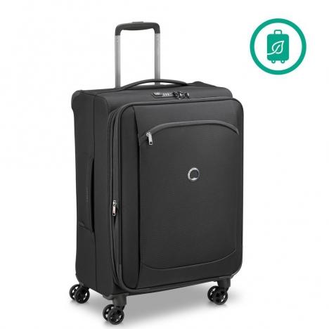 چمدان-دلسی-مدل-montmartre-air-مشکی-235281900-نمای-سه-رخ