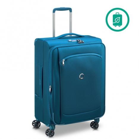 چمدان-دلسی-مدل-montmartre-air-آبی-235281912-نمای-سه-رخ