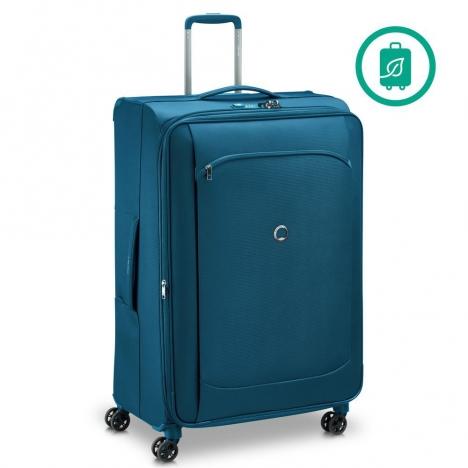 چمدان-دلسی-مدل-montmartre-air-آبی-235283912-نمای-سه-رخ