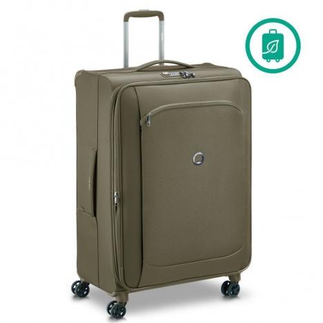 چمدان-دلسی-مدل-montmartre-air-زیتونی-235283913-نمای-سه-رخ