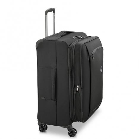 چمدان-دلسی-مدل-montmartre-air-مشکی-235281900-نمای-کناری