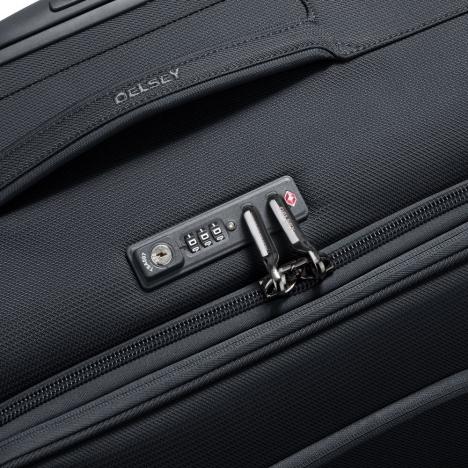 چمدان-دلسی-مدل-montmartre-air-مشکی-235281900-نمای-زیپ