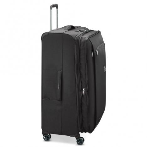 چمدان-دلسی-مدل-montmartre-air-مشکی-235283900-نمای-کناری